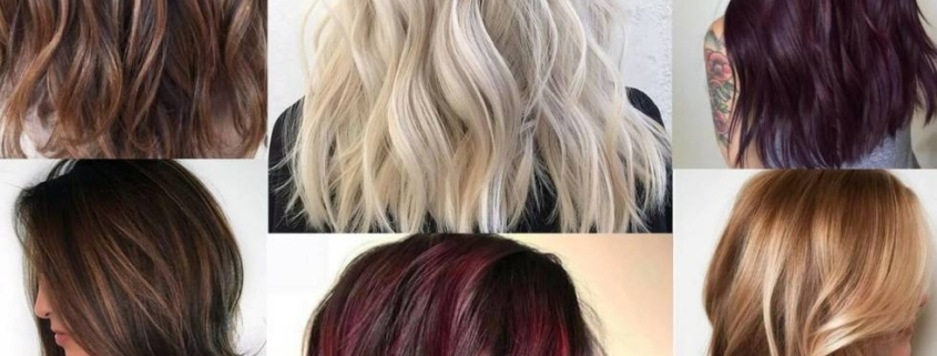 Colore per capelli autunno 2018, le nuove tendenze.