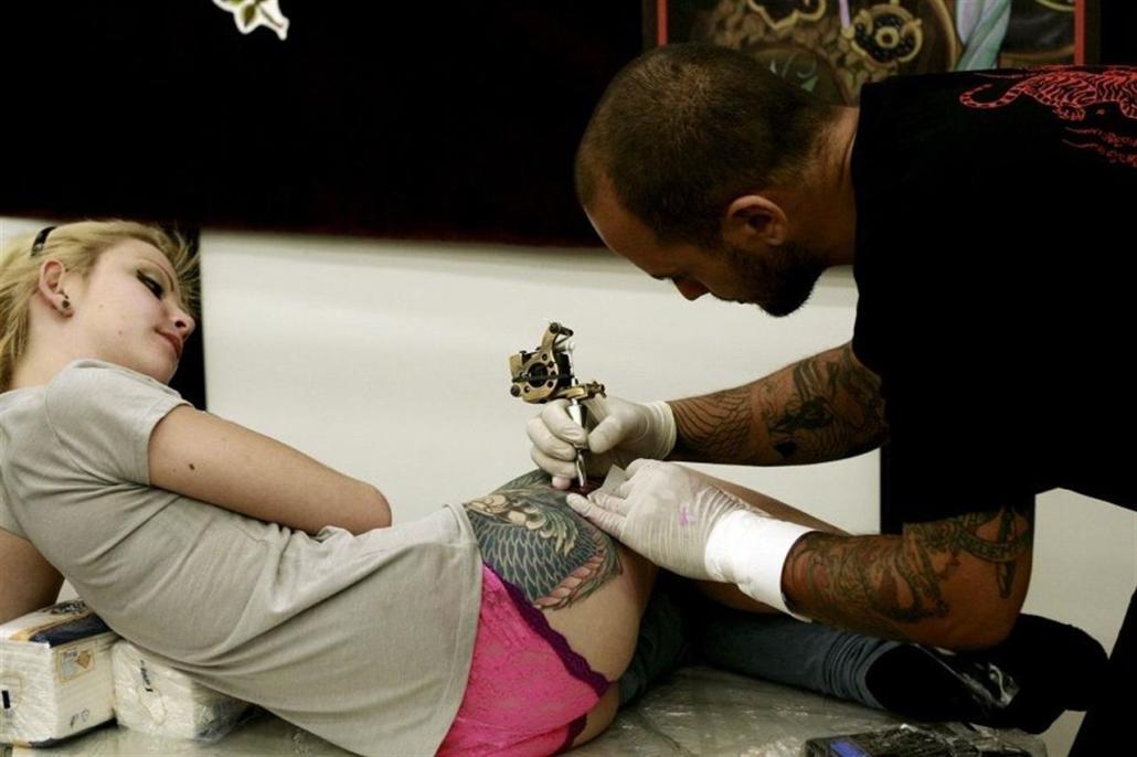 I Tatuaggi entrano nel paniere ISTAT
