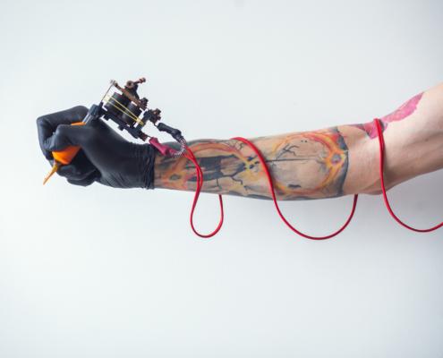 Corsi tatuaggio piercing gim international
