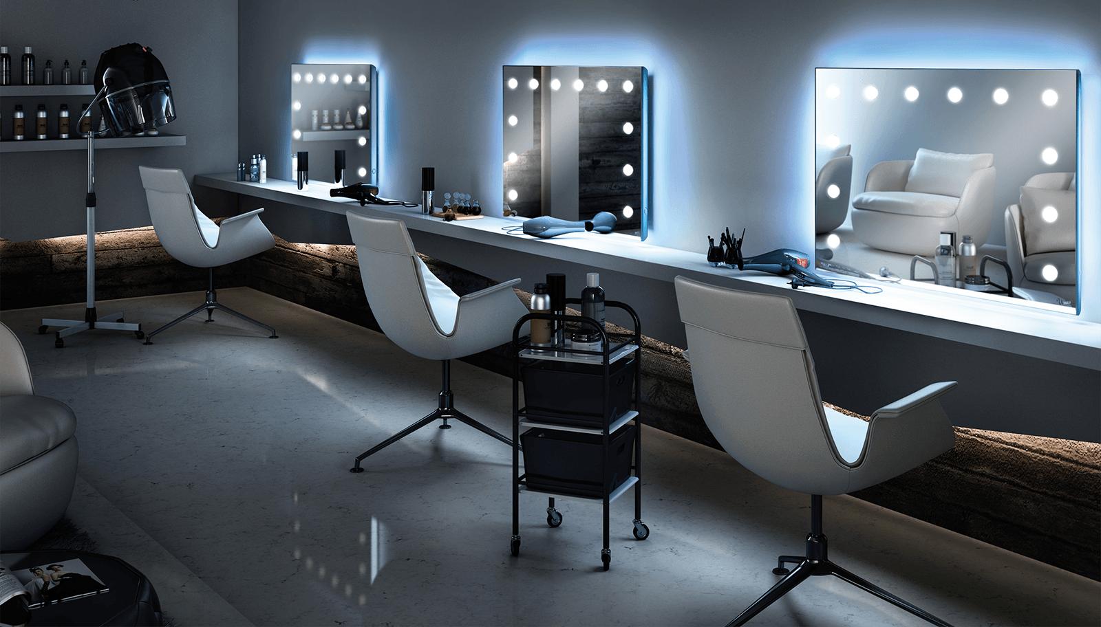 Sai come deve essere il tuo salone?