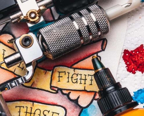 corso tatuaggio e piercing